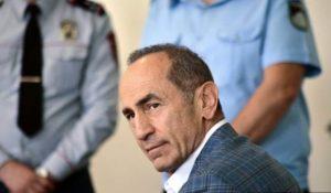 Заседание по делу Кочаряна и других состоится 8 декабря