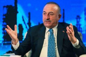 Мы не положили глаз на территорию Армении: Чавушоглу