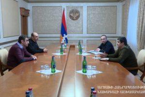 Правительство Арцаха разрабатывает новые направления развития экономики