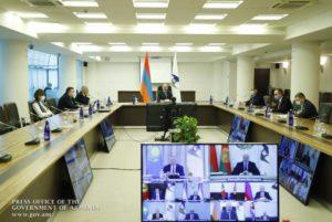 Премьер-министр Армении принял участие в заседании Высшего Евразийского экономического совета