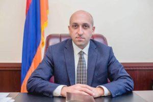Губернатор Лорийской области Армении уйдет в отставку