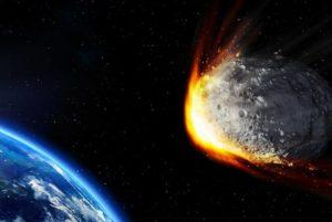 К Земле приближается астероид размером с авиалайнер