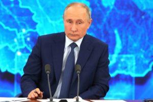Путин снова коснулся этнических чисток в Сумгаите в рамках карабахского конфликта
