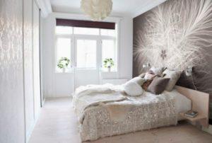 Фотообои для спальни: красиво, стильно, доступно