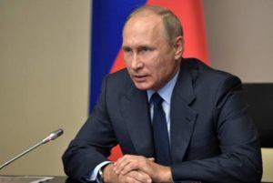 Путин гарантом безопасности в Карабахе считает российских миротворцев