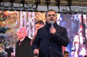 Дашник Сагателян призвал участников митинга окружить здание правительства