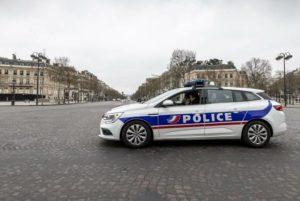 Во Франции задержали второго подозреваемого в стрельбе по полицейским