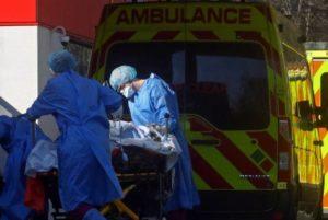 В Британии выявили более 12 тысяч новых случаев COVID-19 за сутки