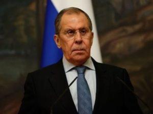 Лавров: Россия ожидает большей поддержки договоренностей по Карабаху со стороны стран ОБСЕ