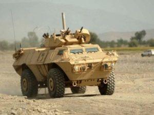 Греция приобретает военные машины из США по сниженным ценам
