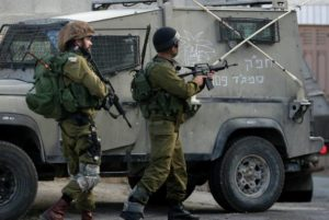 Более 50 палестинцев пострадали в столкновениях на Западном берегу