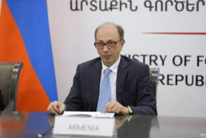 Армяне Арцаха не могут находиться под юрисдикцией Азербайджана: речь главы МИД на саммите ОБСЕ