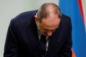 45% жителей Армении хотят отставки Пашиняна, 38% – против
