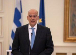 Глава МИД Греции назвал неприемлемыми «неоосманские» мечты Турции