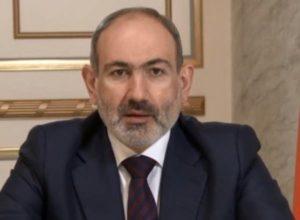 Обращение премьер-министра Армении Никола Пашиняна к народу
