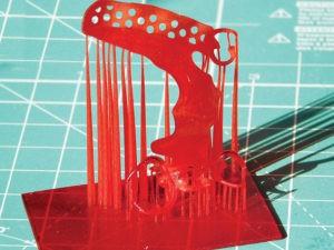Фотополимерные материалы для 3D-печати