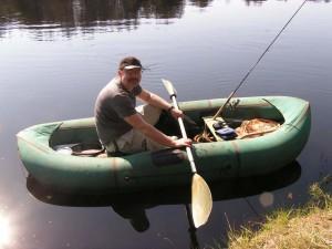 Какие весла выбрать рыбаку на свою лодку?