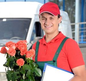 Причины популярности цветов с доставкой