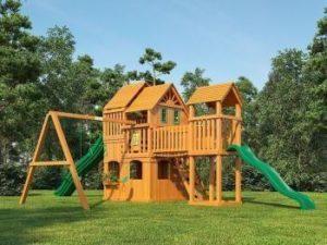 Виды детских игровых площадок