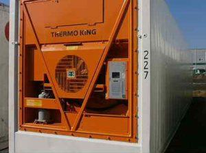 Современные рефрижераторные контейнеры: оборудование высокой надежност