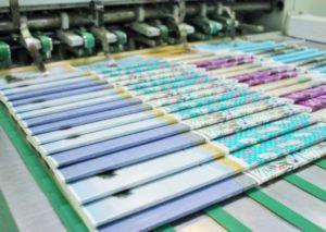 Технология изготовления тетрадей