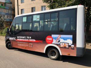 Эффективность рекламы на трамваях