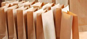 Преимущества бумажных пакетов для упаковки