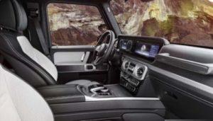 Обзор внедорожника Mercedes-Benz G-Class