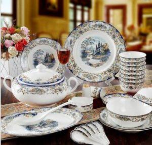 Правила выбора хорошей фарфоровой посуды