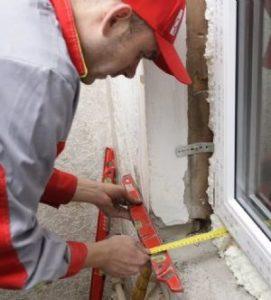 Технология установки пластиковых окон
