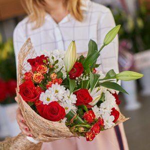 Как заказать цветы через интернет?