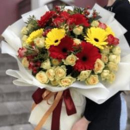 Весенняя коллекция цветов