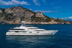 Моторная яхта Anna I: подарит своим гостям возможность насладиться роскошным отдыхом в полной мере