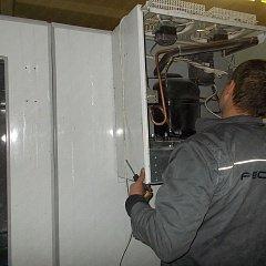 Особенности ремонта холодильных камер