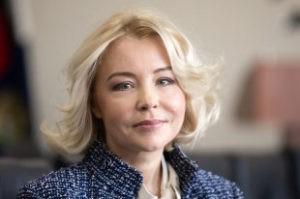 Радионова Светлана Геннадьевна: главный экологический инспектор страны