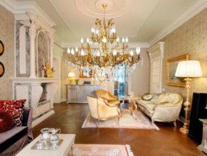 Элитный ремонт квартиры: отличительные особенности