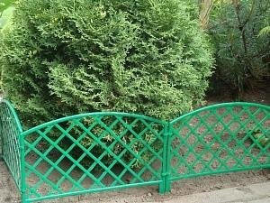 Преимущества декоративных ограждений Зеленый Забор