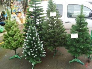 Критерии выбора искусственной елки