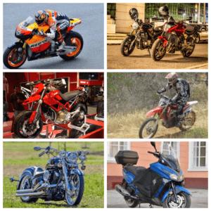 Инструкция по выбору первого мотоцикла для города