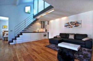 Преимущества двухуровневых квартир