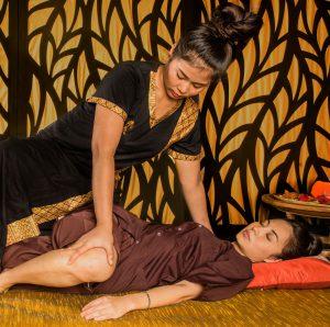Как тайский массаж влияет на организм ?