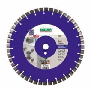 Применение алмазного диска Distar 1A1RSS C3W Meteor H15