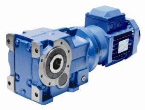 Мотор-редуктор: сила в скорости вращения