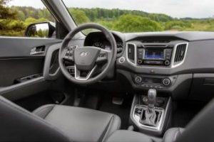 Обзор автомобиля Hyundai Creta
