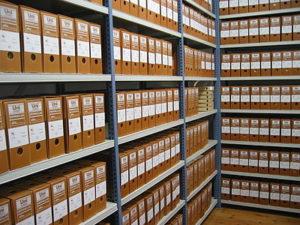Услуги архивации документов