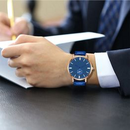 Наручные часы: неотъемлемая часть имиджа делового человека
