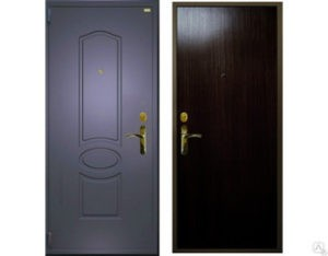 Критерии выбора входной металлической двери
