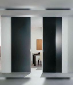 Раздвижные двери в современном интерьере