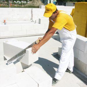 Применение газобетона в строительстве