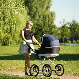Рекомендации по выбору коляски для ребенка